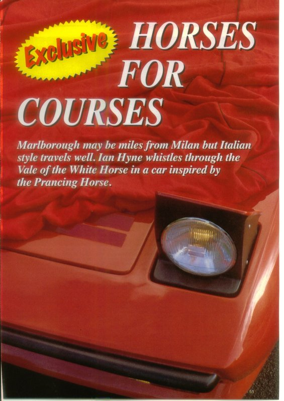 Front Cover - Horses for Courses