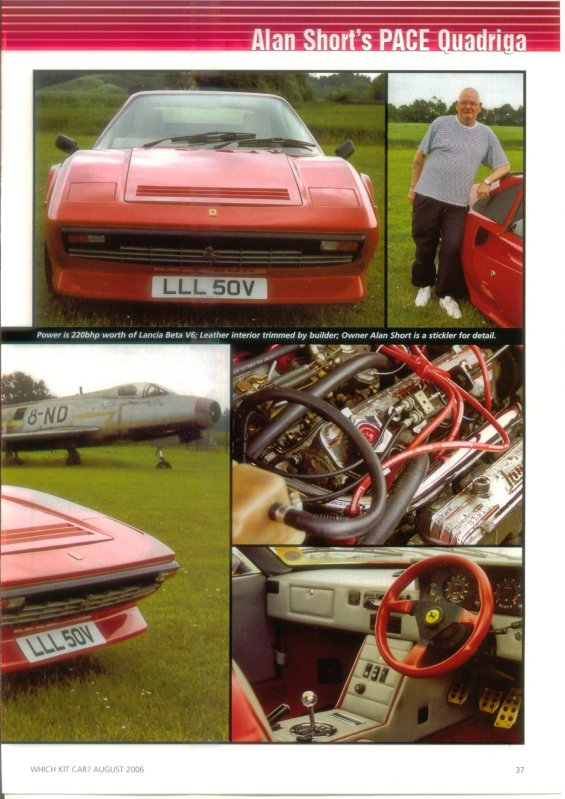 Reader's Cars - Twelve Year Itch - Page 1 of 2