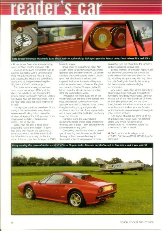 Reader's Cars - Twelve Year Itch - Page 2 of 2